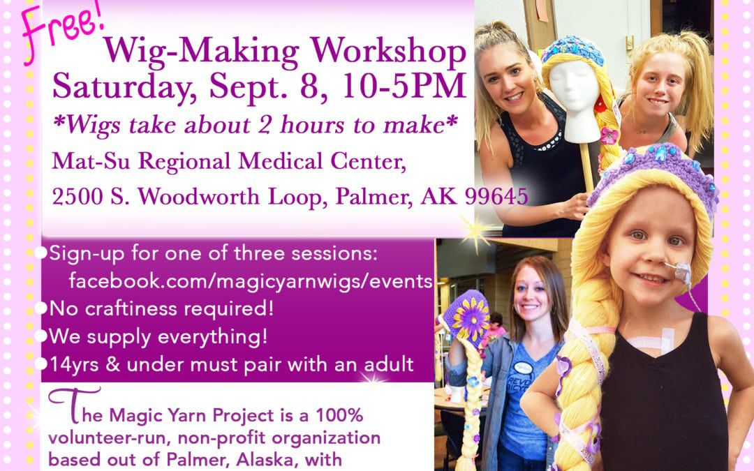 The Magic Yarn Project