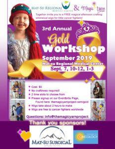 Magic Yarn Gold Flyer 2019